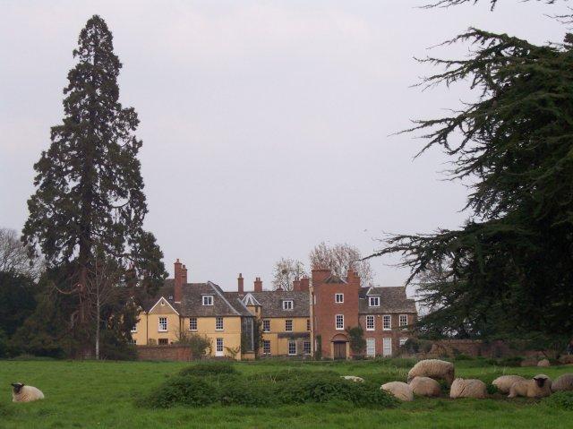 Forthampton Court