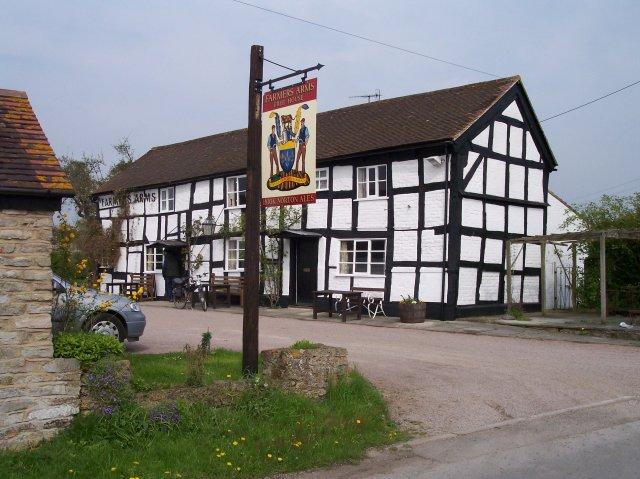 The Farmer's Arms, Birtsmorton.