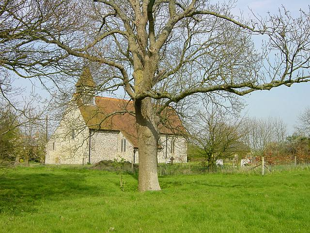 St Margaret's Church, Hucking