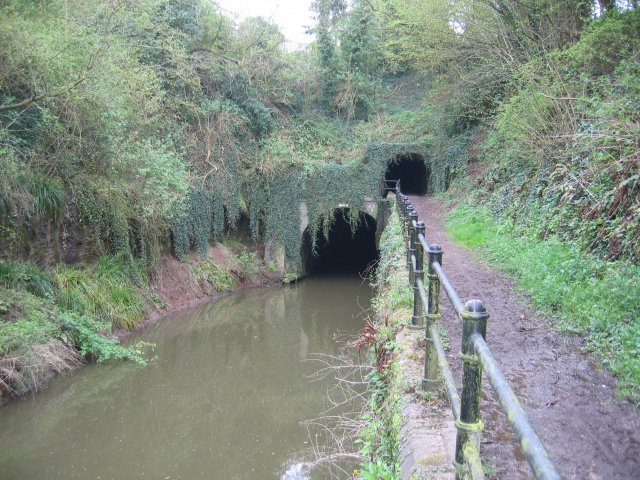 Shrewley Canal Tunnel
