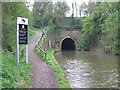 SP2167 : Shrewley Canal Tunnel by David Stowell