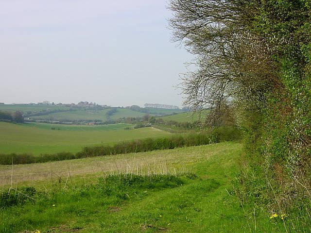 View of Stockbury Church