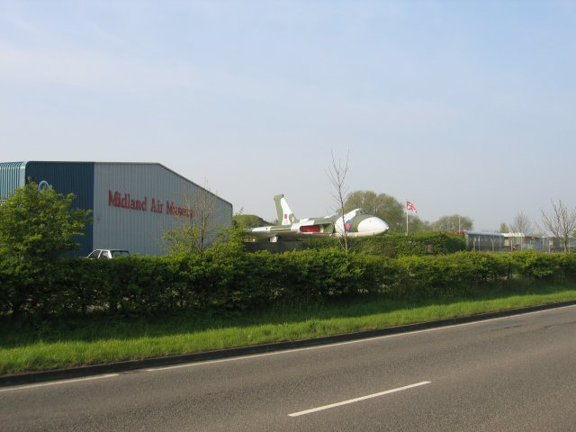 The Midland Air Museum