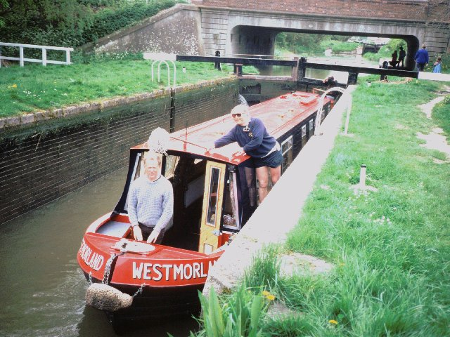Misterton Low Lock