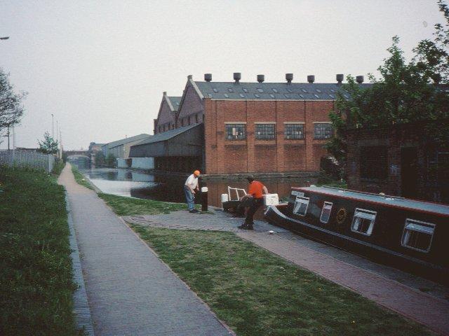 Sampson Road Wharf