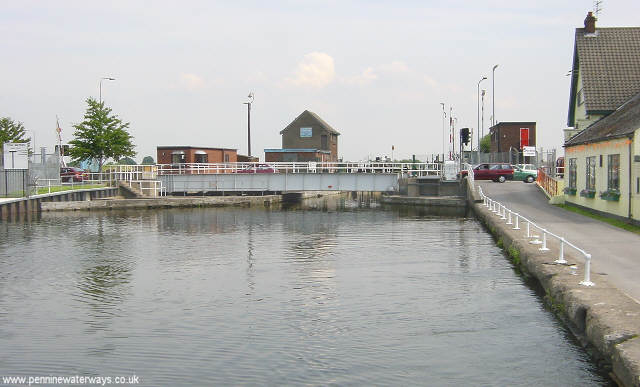 Keadby Swing Bridge