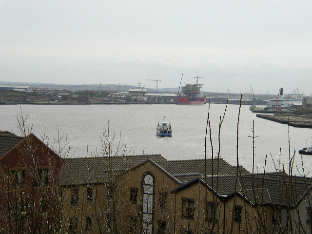 River Tyne, (upriver)