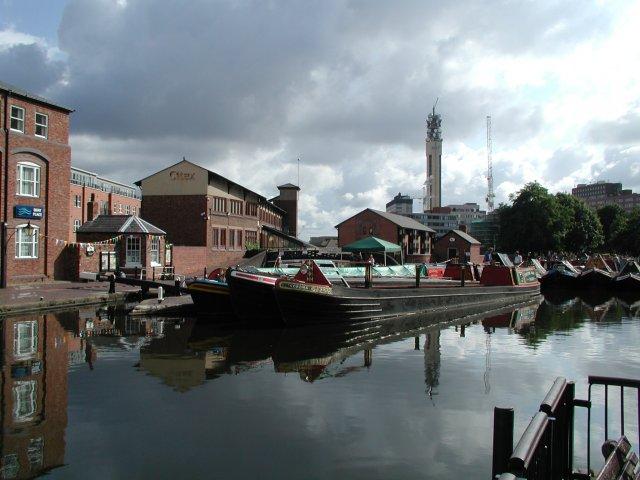 Cambrian Wharf