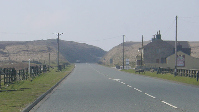 Standedge Cutting