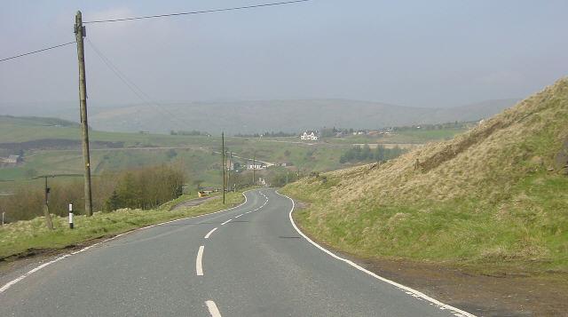 Huddersfield Road, Standedge