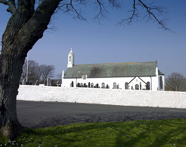 Rushen Parish Church