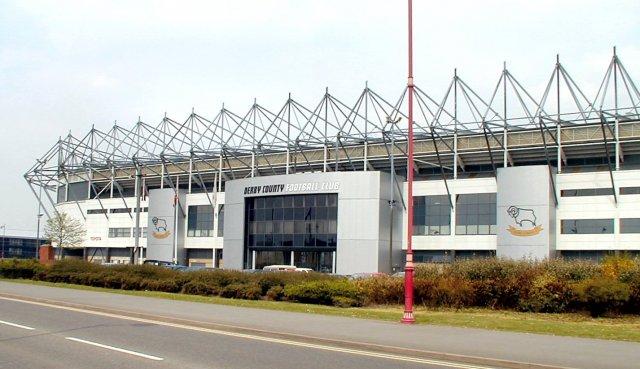 Derby County Football Stadium, Pride Park