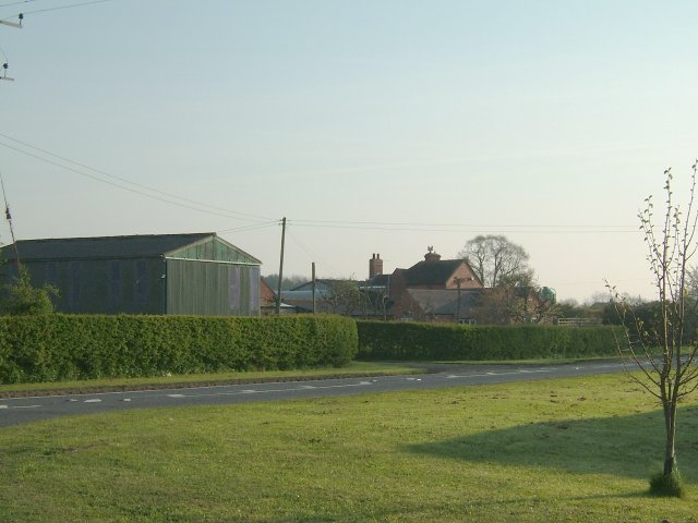 Farm at Bings Heath
