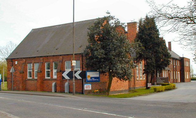 The Grove Hospital, Shardlow