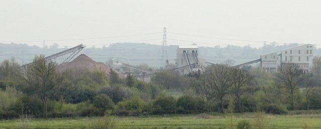 Gravel Pit, Aston Upon Trent