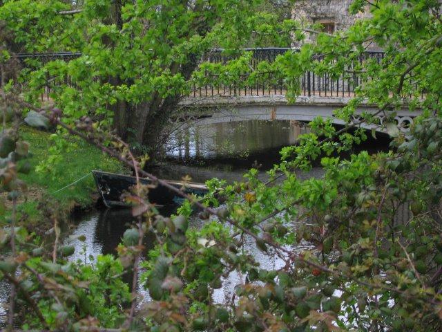 Uckington Moat