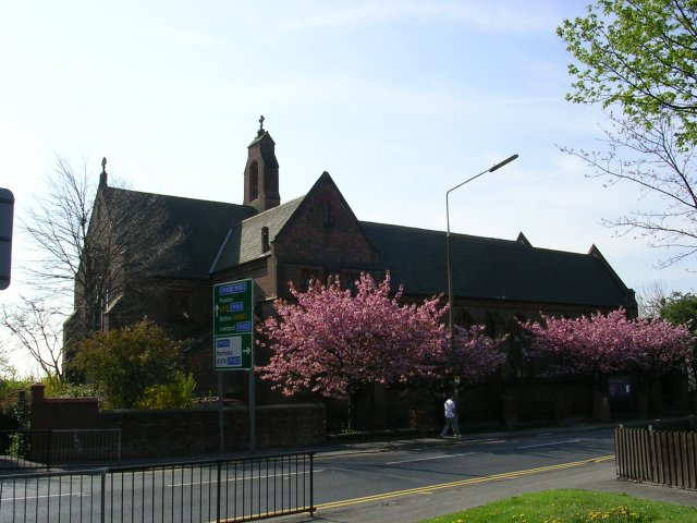 St James Church, Higher Broughton, Salford