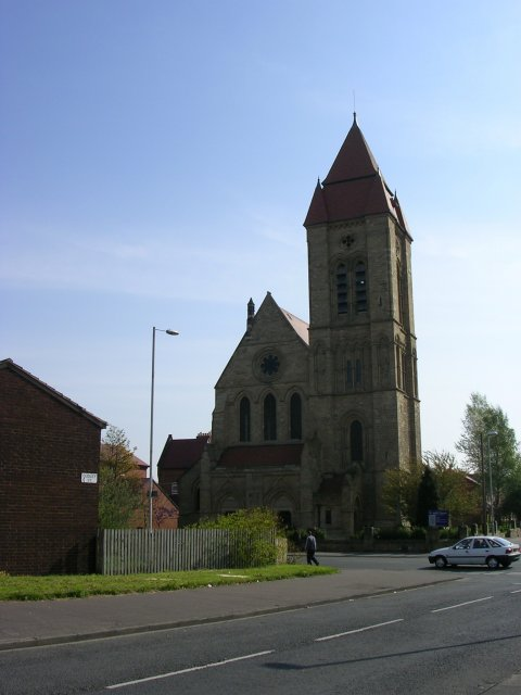 St John's, Cheetham Hill