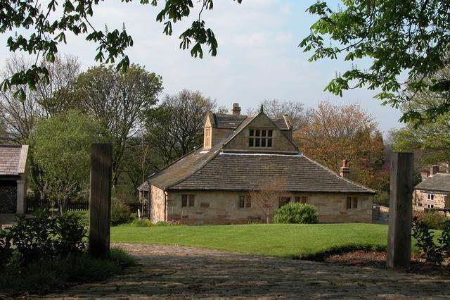 The cottage hospital, Kirkthorpe.