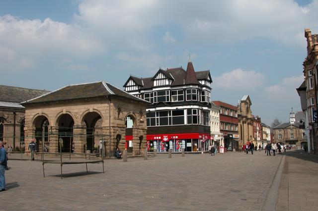 The Buttercross, Pontefract.