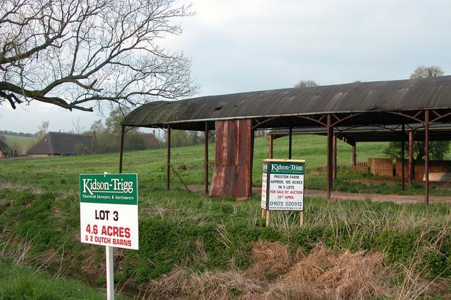For Sale: Preston Farm