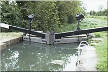 SE7947 : Lock on the Pocklington Canal by Martin Norman