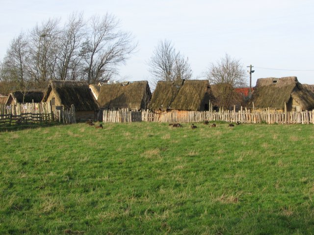 Murton Park Viking Village