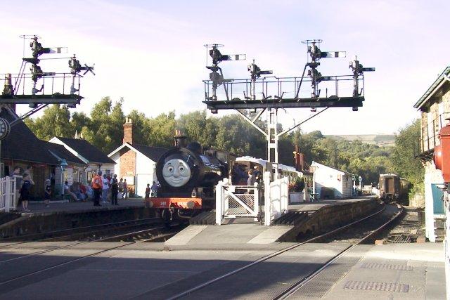 Grosmont Railway Station
