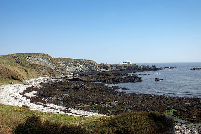 Perwick beach
