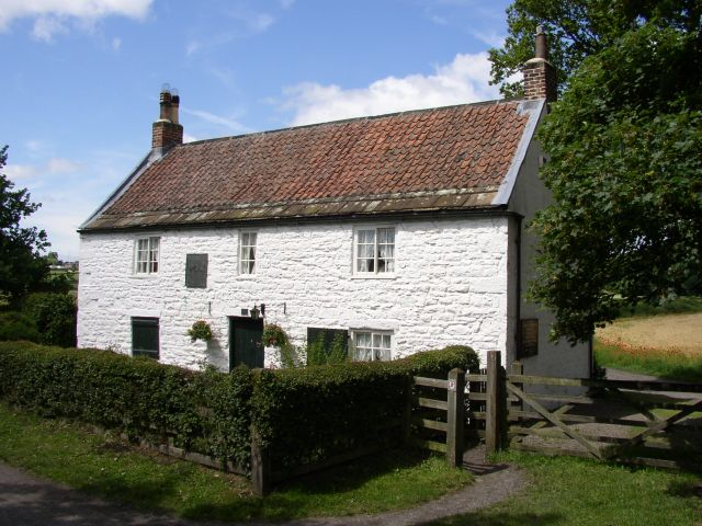 George Stephenson's cottage