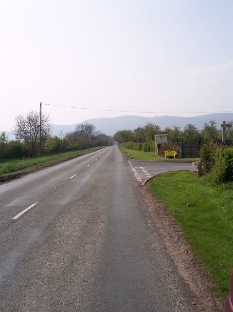 Inclosure Road by Oakmere Caravan Park