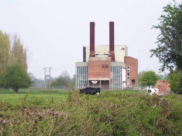 Hayler's End Incinerator