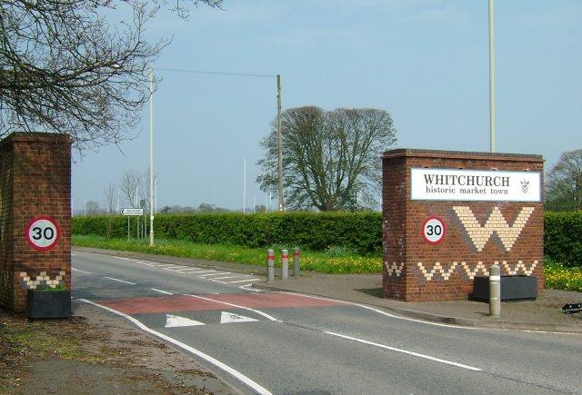 Whitchurch Entrance