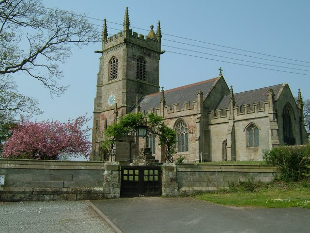 Ightfield Church