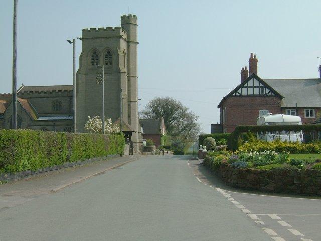 Calverhall
