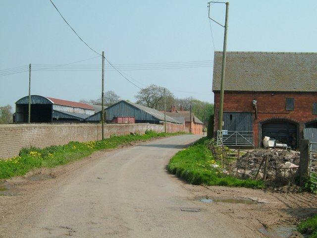 New Street Lane