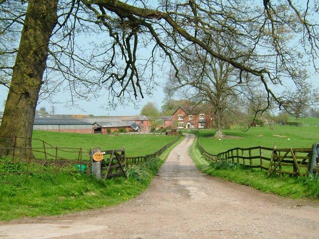 Tittenley Farm