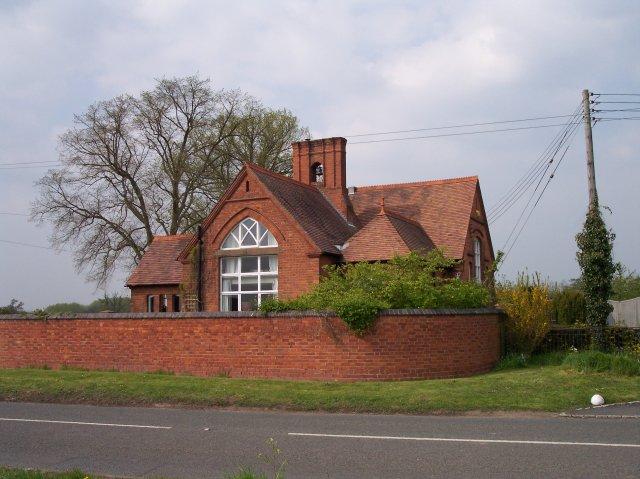 The Old School, Hanley Castle