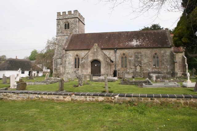 Codford St Mary