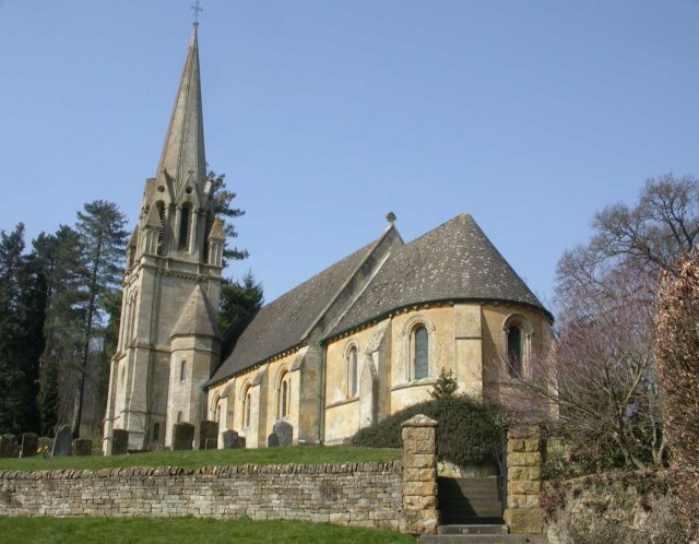 Batsford church