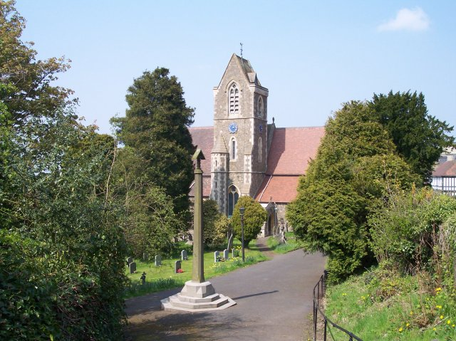 West Malvern Church