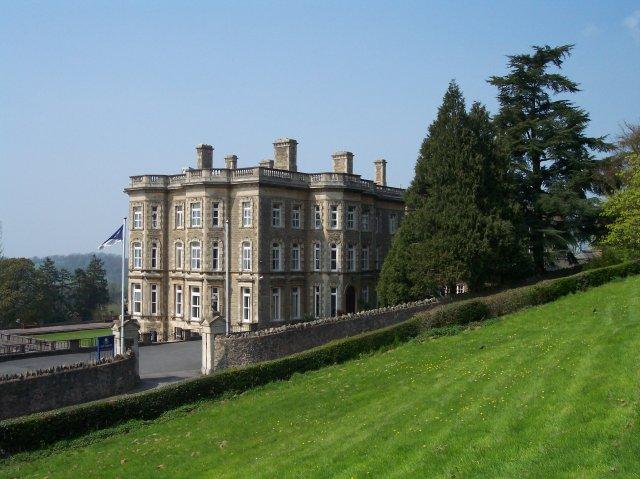 Lady Howard de Walden's Mansion.