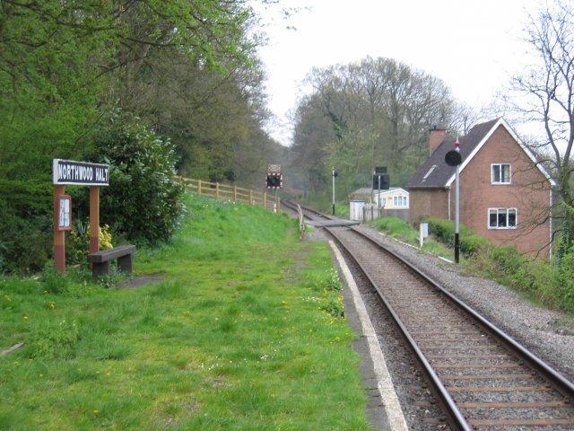Northwood Halt