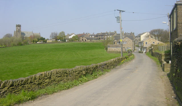 Lydgate, Saddleworth