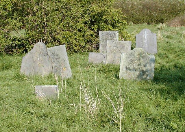 Abandoned Churchyard