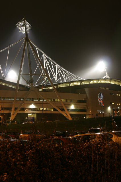 Reebok Stadium Horwich