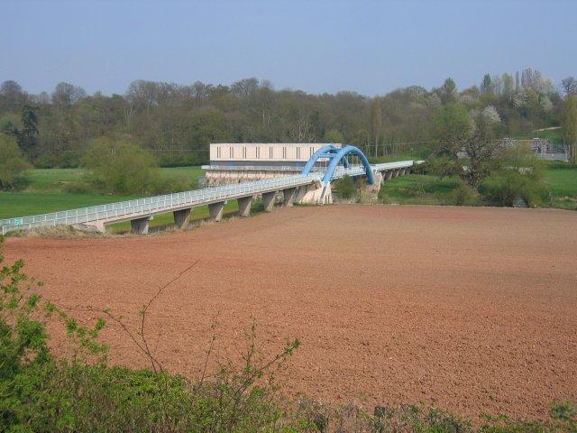 Waterworks bridge, Hampton Loade