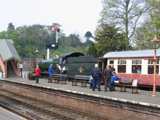 Bewdley Station, Severn Valley Railway