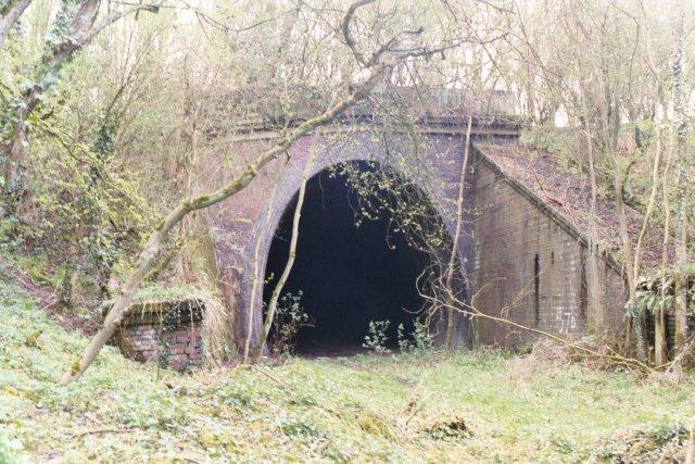 Morcott tunnel