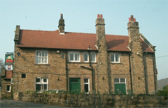 Sir William Hotel in Grindleford